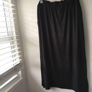 🌞 Terra & Sky Full-length Skirt